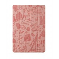 "Чехол Ozaki O!coat Travel Paris Pink для iPad Pro 2 9,7"""