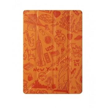 "Чехол Ozaki O!coat Travel New York Orange для iPad Pro 2 9,7"""