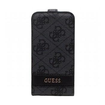Чехол GUESS Flip Case GREY для iPhone 4/4S