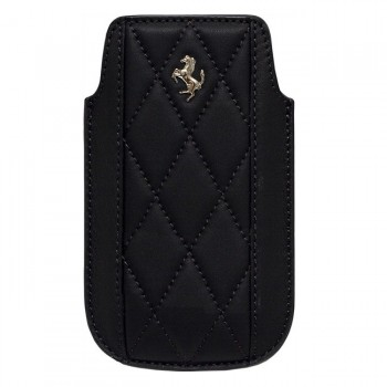 Чехол Ferrari Sleeve Maranello BLACK для iPhone 3G/3GS/4/4S