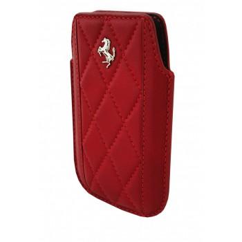 Чехол Ferrari Sleeve Maranello RED для iPhone 3G/3GS/4/4S