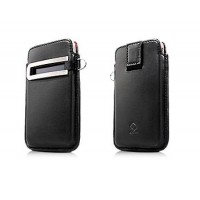 Чехол CAPDASE Smart Pocket Callid BLACK для iPhone 4/4S