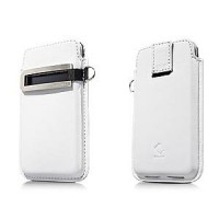 Чехол Карман Capdase Smart Pocket Callid White для iPhone 4/4S