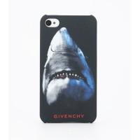 Чехол пластиковый Givenchy Shark Case для iPhone 4/4S