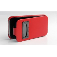 Чехол HOCO Marquess Classic Leather Case RED для iPhone 4/4S