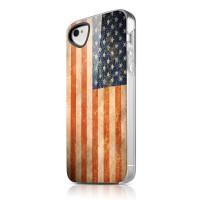 Чехол пластиковый ITSKINS Phantom America для iPhone 4/4S