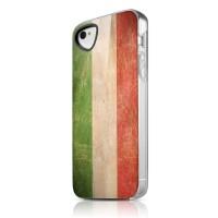 Чехол пластиковый ITSKINS Phantom Italy для iPhone 4/4S