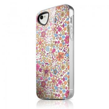 Чехол пластиковый ITSKINS Phantom Libertyдля iPhone 4/4S