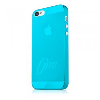 Чехол пластиковый ITSKINS ZERO.3 BLUE для iPhone 4/4S