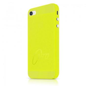 Чехол пластиковый ITSKINS ZERO.3 YELLOW для iPhone 4/4S