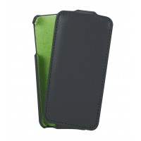 Чехол VIVA Flipcaso Vibrante Collection MIDORI BLACK для iPhone 4/4S