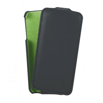 Чехол VIVA Flipcaso Vibrante Collection MIDORI BLACK для iPhone 4/4S