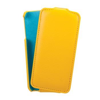 Чехол VIVA Flipcaso Vibrante Collection SPRIGHTLY YELLOW для iPhone 4/4S
