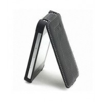 Чехол YOOBAO Slim Leather Case BLACK для iPhone 4/4S