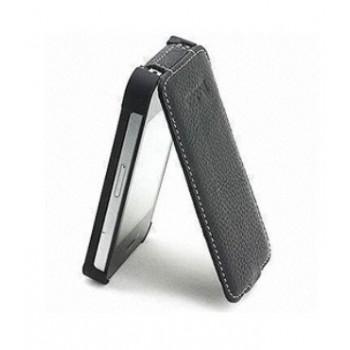 Чехол YOOBAO Slim Leather Case BLACK для iPhone 4/4S
