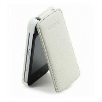 Чехол YOOBAO Slim Leather Case WHITE для iPhone 4/4S