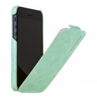 Чехол Borofone Leader Series General Back Cover Blue для iPhone 5/5S