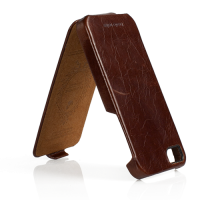 Чехол Borofone Leader Series General Back Cover Coffee для iPhone 5/5S