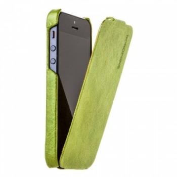Чехол Borofone Leader Series General Back Cover Green для iPhone 5/5S