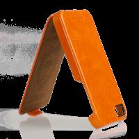 Чехол Borofone Leader Series General Back Cover Orange для iPhone 5/5S