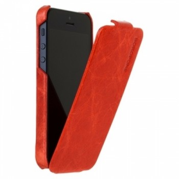 Чехол Borofone Leader Series General Back Cover Red для iPhone 5/5S