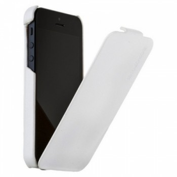 Чехол Borofone Leader Series General Flip Case White для iPhone 5/5S
