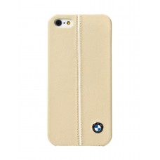 BMW Signature Collection Hard Cover Case CREAM для iPhone 5/5S