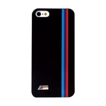 Чехол BMW M Collection Hard Rubber Black для iPhone 5/5S