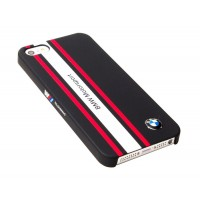 Чехол BMW Motorsport Shiny Navy Blue для iPhone 5/5S
