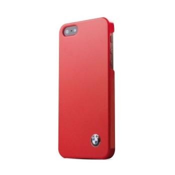 Чехол пластиковый BMW Signature Collection Hard Shiny finish Red для iPhone 5/5S