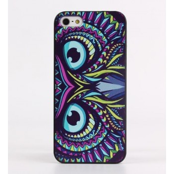 Чехол пластиковый Luxo Funky Animal Aztec Glow In The Dark 3D Филин для iPhone 5/5S/5SE
