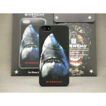 Чехол пластиковый Givenchy Shark Case для iPhone 5/5S