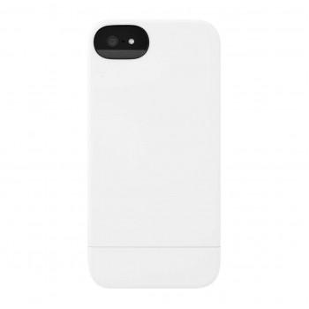 Чехол пластиковый Incase Slider Case Gloss WHITE для iPhone 5/5S