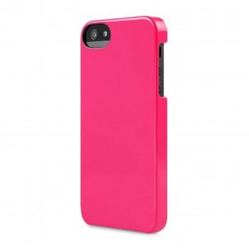 Чехол пластиковый Incase Snap Case Gloss MAGENTA Pink для iPhone 5/5S