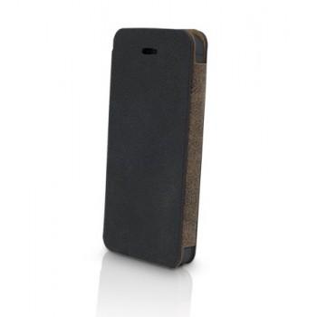 Чехол Kajsa Vintage Collection BLACK для iPhone 5/5S