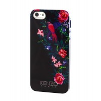 Чехол силиконовый KENZO Exotic Silicone Cover Case Type 8 для iPhone 5/5S