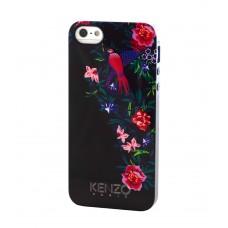 Чехол силиконовый KENZO Exotic Silicone Cover Case Type 8 для iPhone 5/5S