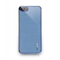Чехол пластиковый NavJack The Corium Series CEIL BLUE для iPhone 5