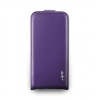 Чехол NavJack The Trellis Series COBALT VIOLET для iPhone 5/5S