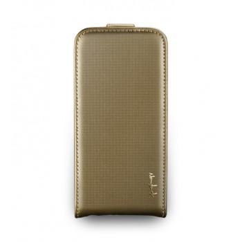 Чехол NavJack The Trellis Series MISTY GOLD для iPhone 5/5S