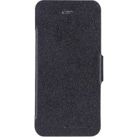 Чехол NILLKIN Fresh Series Leather Case  BLACK для iPhone 5/5S