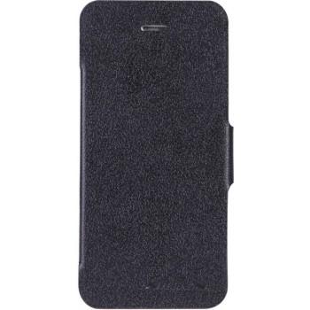 Чехол NILLKIN Fresh Series Leather Case  BLACK для iPhone 5/5S