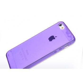 Чехол силиконовый Belkin Opaque Silicone PINK для iPhone 5