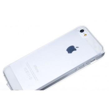 Чехол силиконовый Belkin Opaque Silicone WHITE для iPhone 5