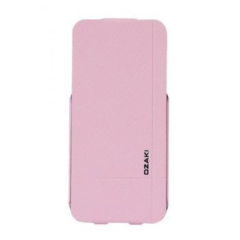Чехол Ozaki O!coat Aim Tenderness Pink для iPhone 5/5s
