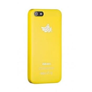 Чехол пластиковый Ozaki O!coat Fruit Banana для iPhone 5/5S/5SE