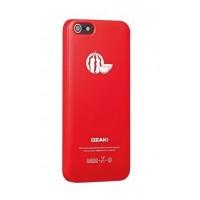 Чехол пластиковый Ozaki O!coat Fruit Watermelon для iPhone 5/5S/5SE