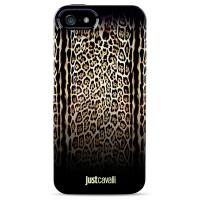 Чехол PURO JUST CAVALLI Leopard MACRO для iPhone 5/5S