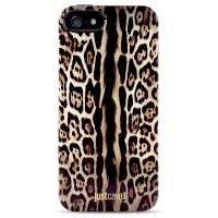 Чехол PURO JUST CAVALLI Leopard MICRO LEOPARD для iPhone 5/5S