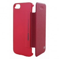 Чехол Remax Leather Case Ice Cream Seriese Pink для iPhone 5